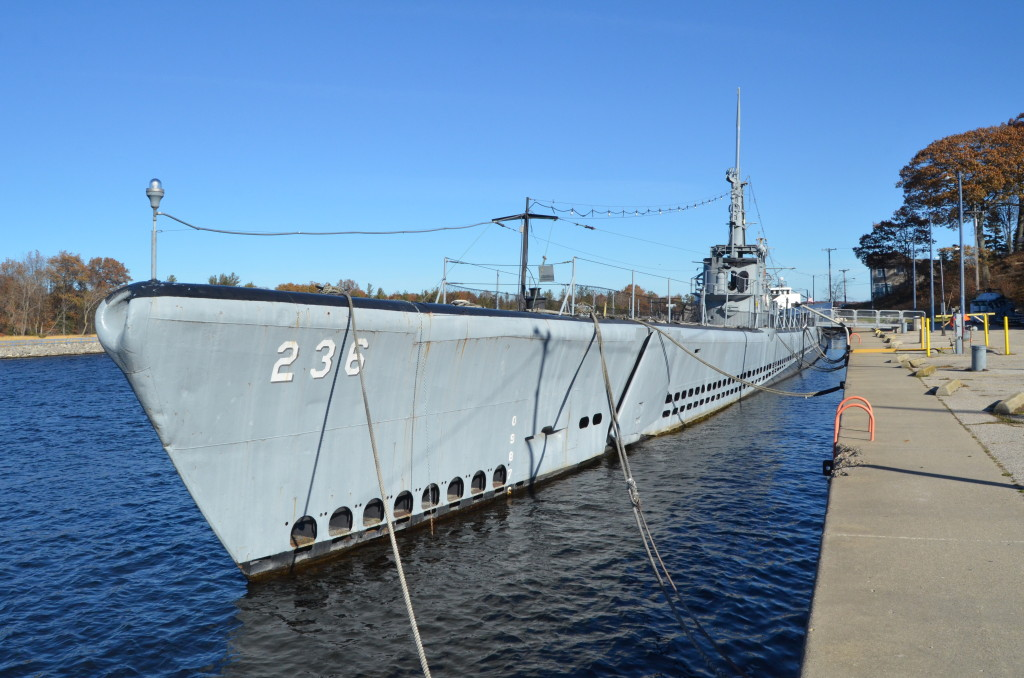 USS Silversides Submarine Museum in Muskegon