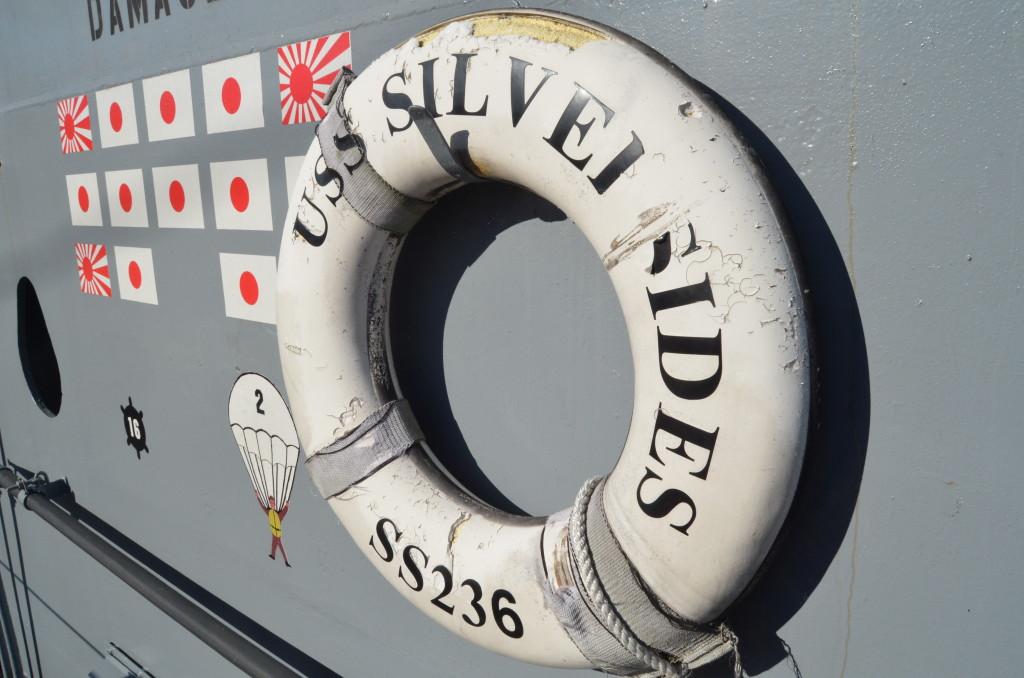 USS Silversides Submarine Museum in Muskegon