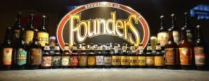 Founders Beer Lineup 2017