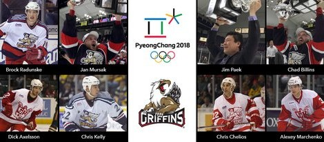 2018 Winter Olympics – Michigan Born and Raised Athletes