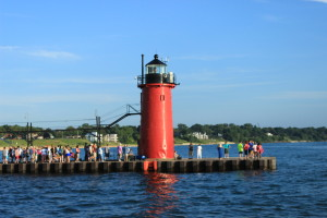 South Haven Lighthouse 2017 Dedication Ceremony 040