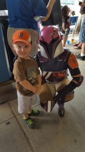West Michigan Whitecaps Fifth Third Ballpark Star Wars