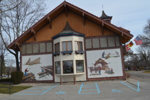 Frankenmuth Covered Bridge Gift Shop