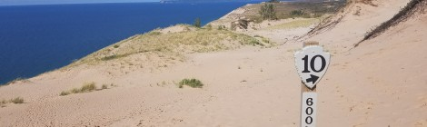 Pierce Stocking Scenic Drive: 12 Scenic Stops at Sleeping Bear Dunes National Lakeshore