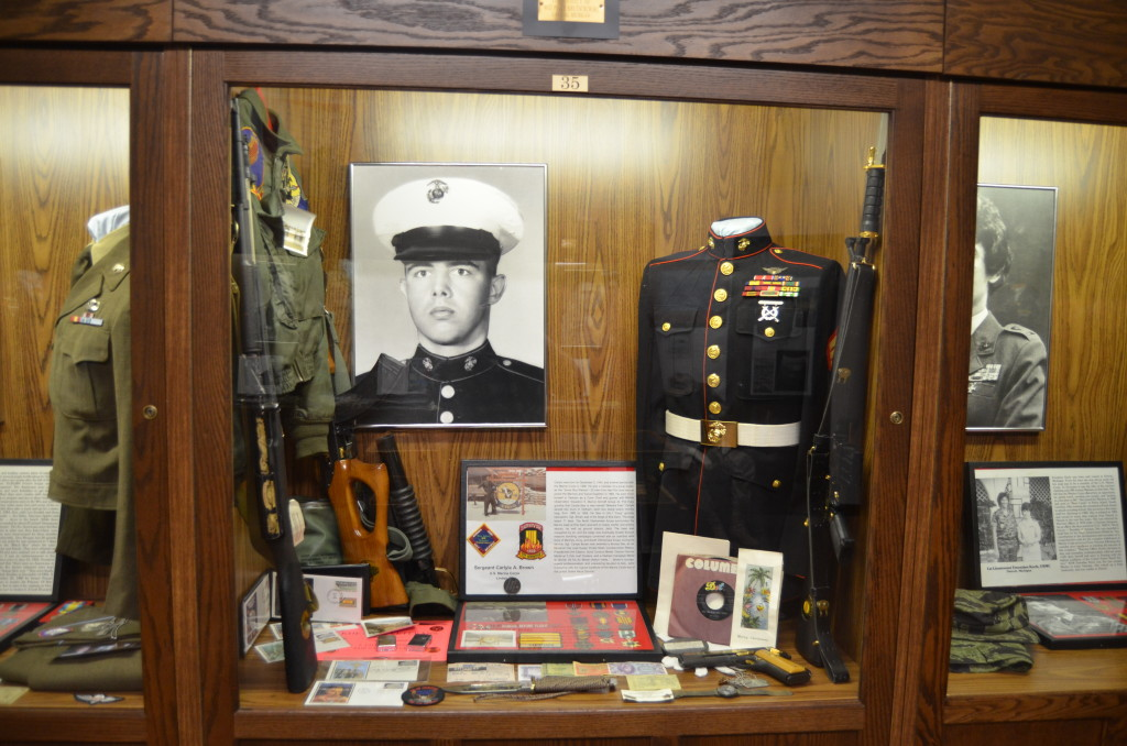 Michigan's Own Military and Space Heroes Museum Carlyle A. Brown