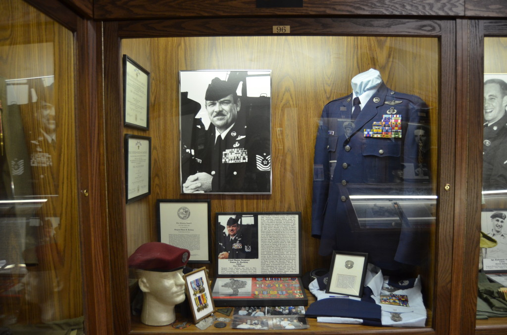 Michigan's Own Military and Space Heroes Museum Duane Hackney