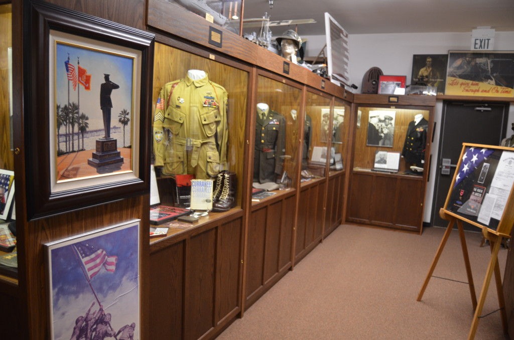 Michigan's Own Military and Space Heroes Museum Exhibit Hall