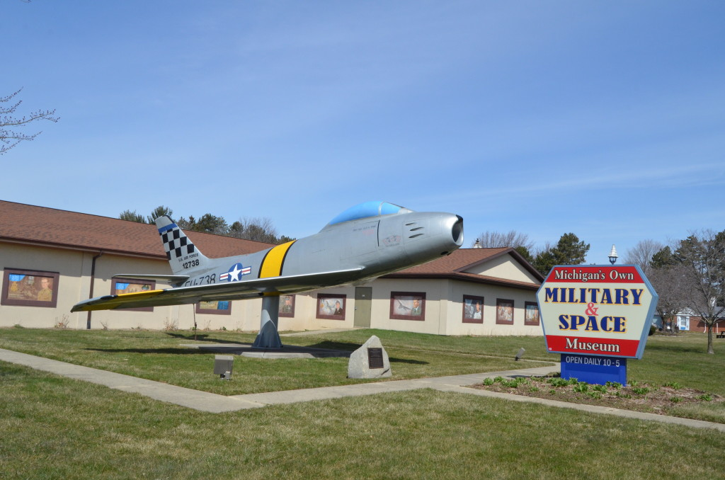 Michigan's Own Military and Space Heroes Museum Feature Photo