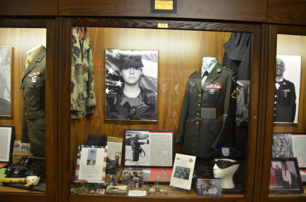 Michigan's Own Military and Space Heroes Museum Holly McGeogh