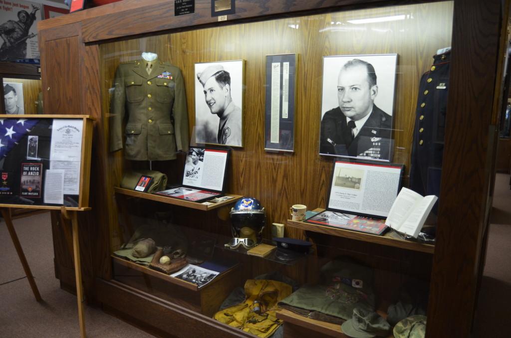 Michigan's Own Military and Space Heroes Museum Joe Moceri Exhibit