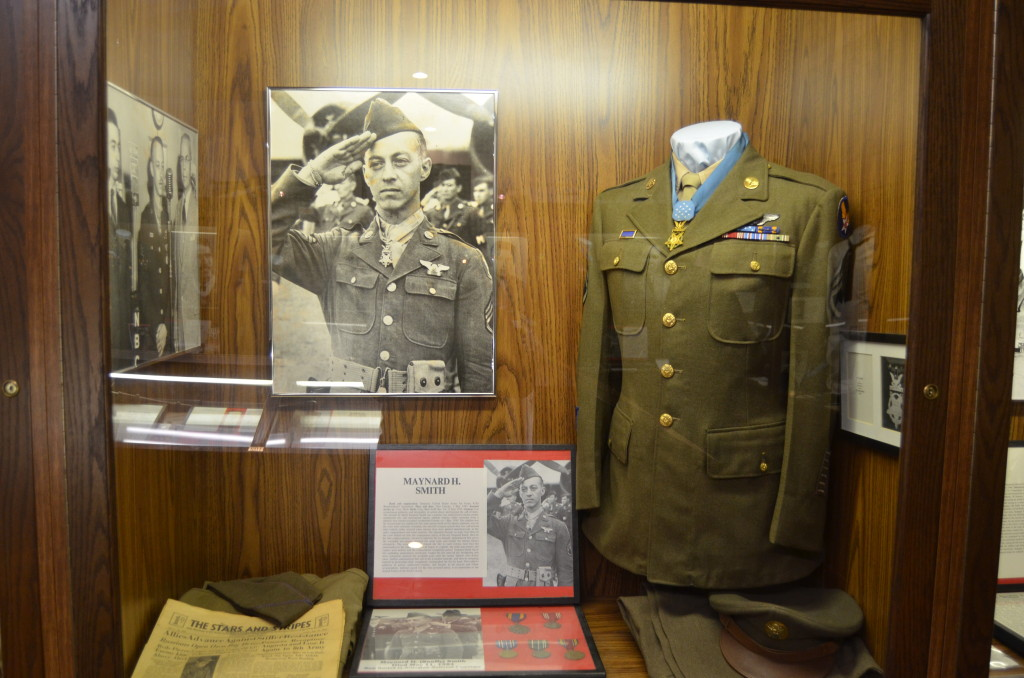 Michigan's Own Military and Space Heroes Museum Maynard Smith