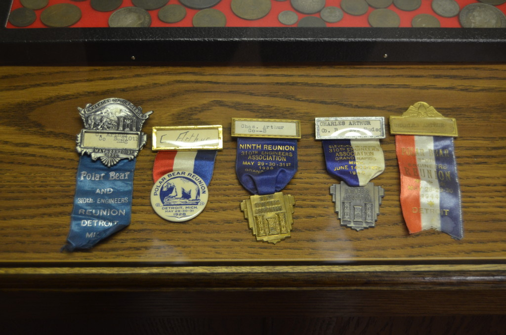Michigan's Own Military and Space Heroes Museum Medals