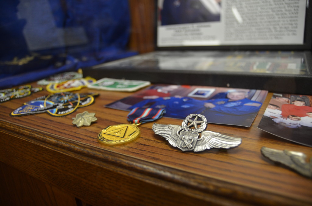 Michigan's Own Military and Space Heroes Museum Medals and Patches