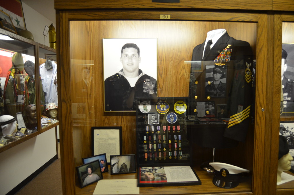 Michigan's Own Military and Space Heroes Museum Modern Warfare Exhibit