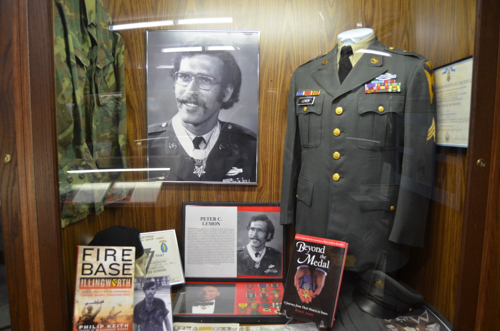 Michigan's Own Military and Space Heroes Museum Peter C Lemon
