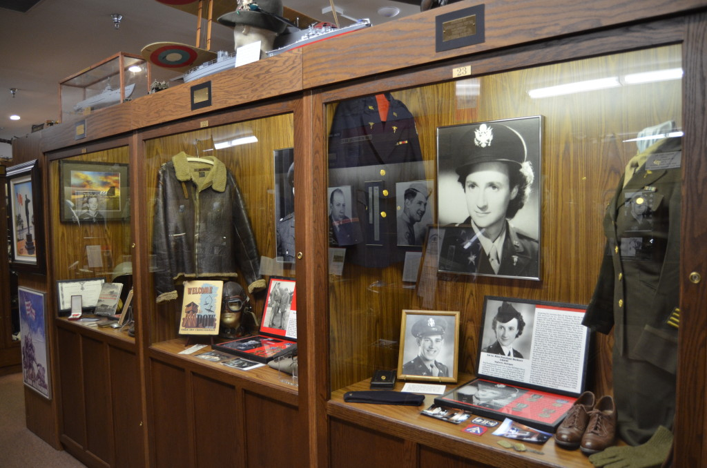 Michigan's Own Military and Space Heroes Museum Rita Purchase Burkart