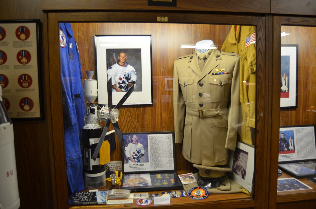Michigan's Own Military and Space Heroes Museum Roger Chaffee Astronaut