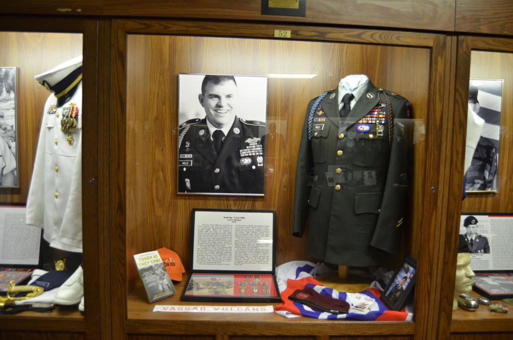 Michigan's Own Military and Space Heroes Museum Travis Mills