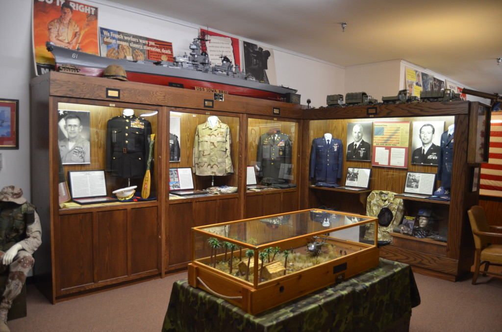 Michigan's Own Military and Space Heroes Museum Vietnam Exhibit Gallery