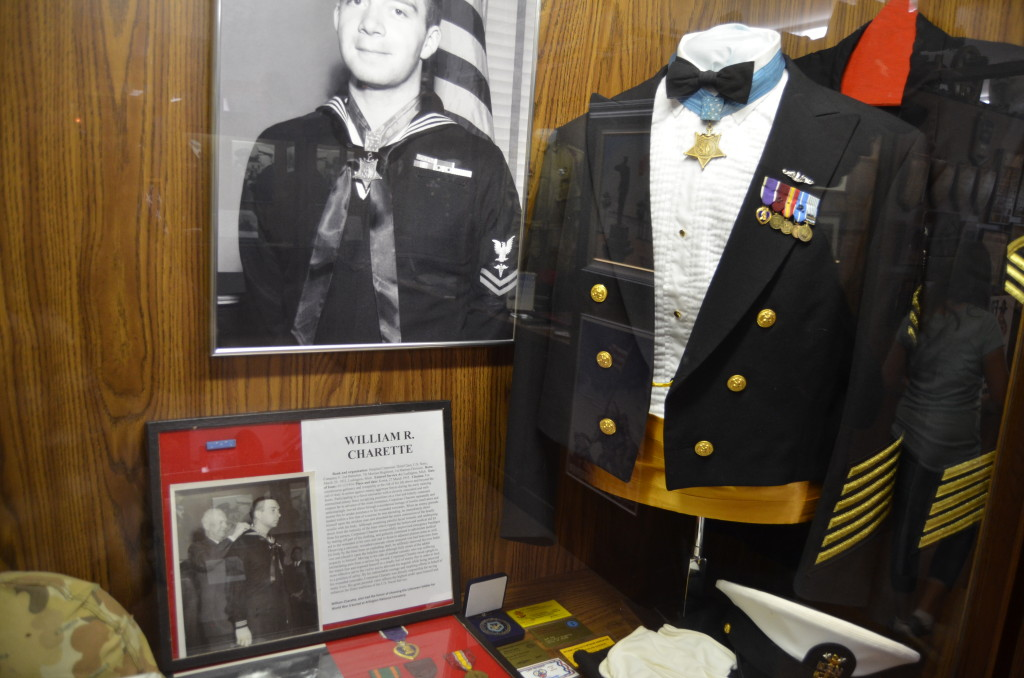 Michigan's Own Military and Space Heroes Museum William Charette