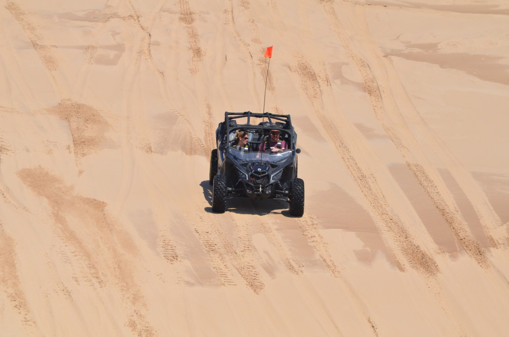 Silver Lake State Park Dune Rider ORV Area