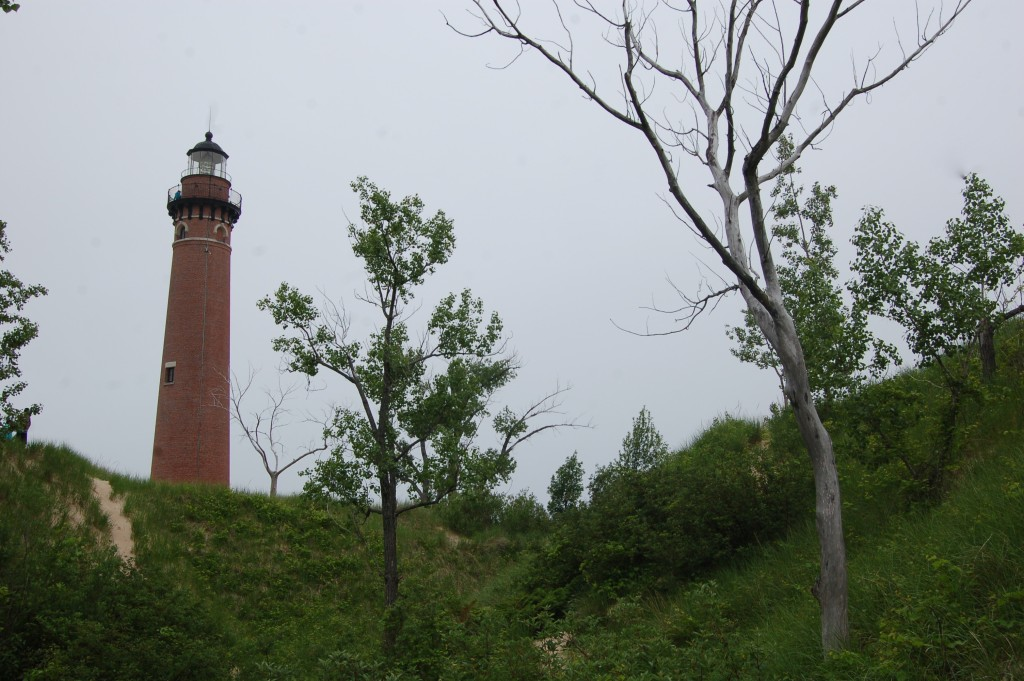 Silver Lake State Park Little Sable Lighthouse Dunes