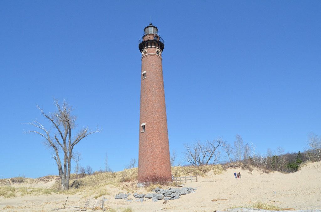 Silver Lake State Park Little Sable Point Lighthouse