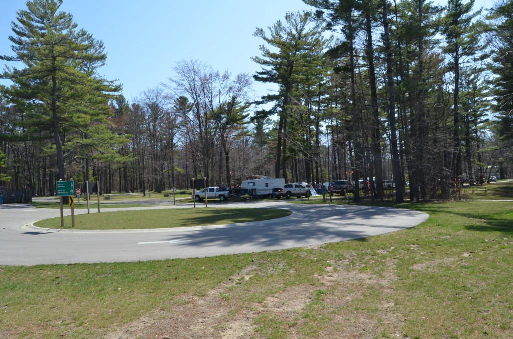 Silver Lake State Park Michigan Campgroun
