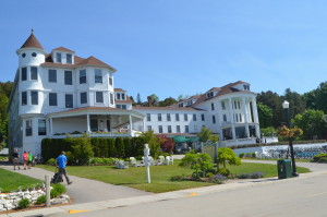 Island House Hotel Mackinac Island Michigan
