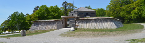 Fort Holmes, Mackinac Island
