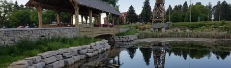 Michigan Trail Tuesday: Island Park, Alpena