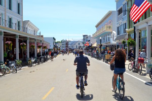 Mackinac Island Bicycle Tour Cover Photo