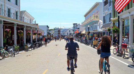 20 Things to See on a Mackinac Island Bicycle Tour