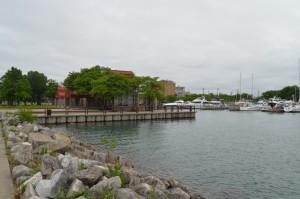 Milliken State Park Michigan Harbor Detroit