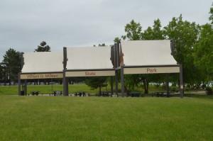 Milliken State Park Picnic Pavilion Michigan Detroit