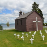 Michigan Roadside Attractions: St. Francis Solanus Indian Mission, Petoskey