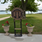 Michigan Roadside Attractions: Titanic Memorial, Marine City