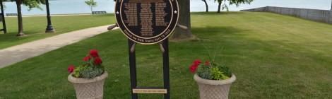Michigan Roadside Attractions: Titanic Memorial, Marine City