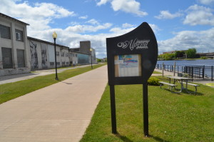 Alpena Great Lakes Maritime Heritage Trail Feature Photo
