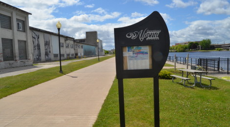 Michigan Trail Tuesday: Great Lakes Maritime Heritage Trail, Alpena