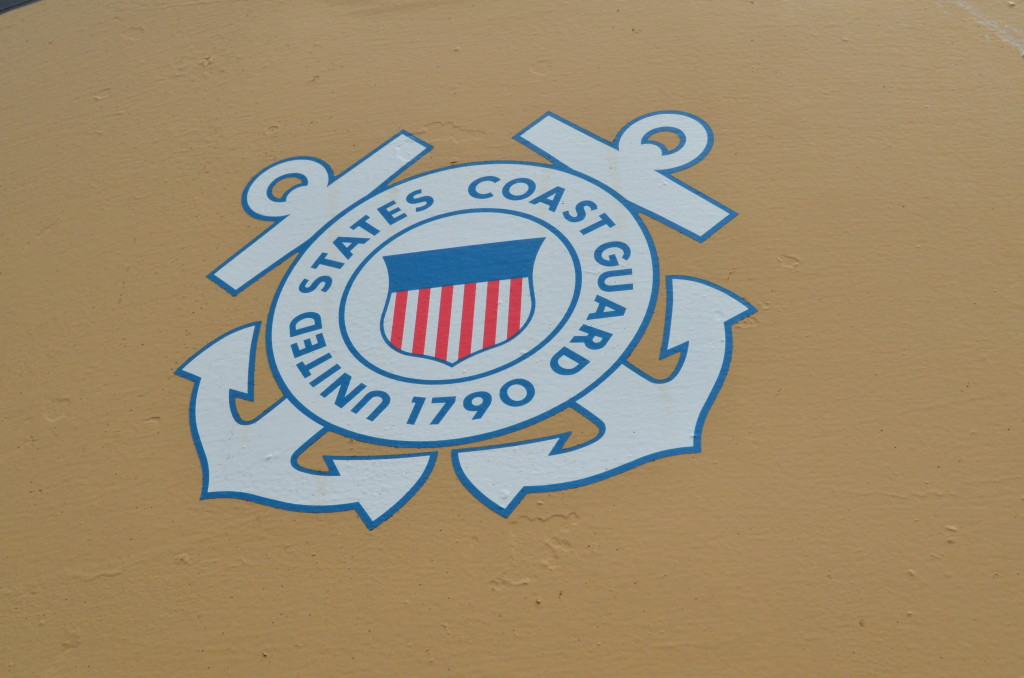Lighthsip Huron Michigan Museum Coast Guard Logo
