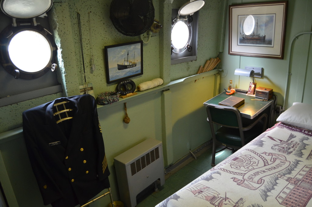 Lightship Huron Michigan Museum Crew Quarters