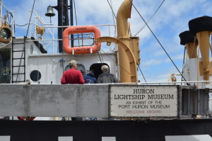 Lightship Huron Michigan Museum Tours Port Huron
