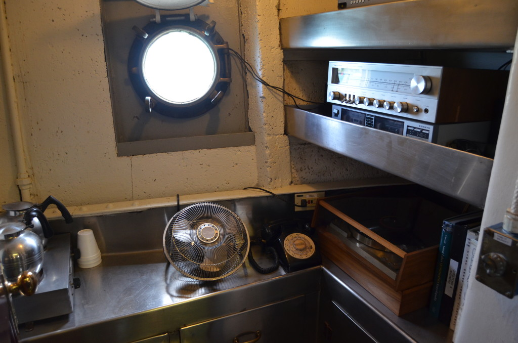 Lightship Huron Museum Radio Room Michigan