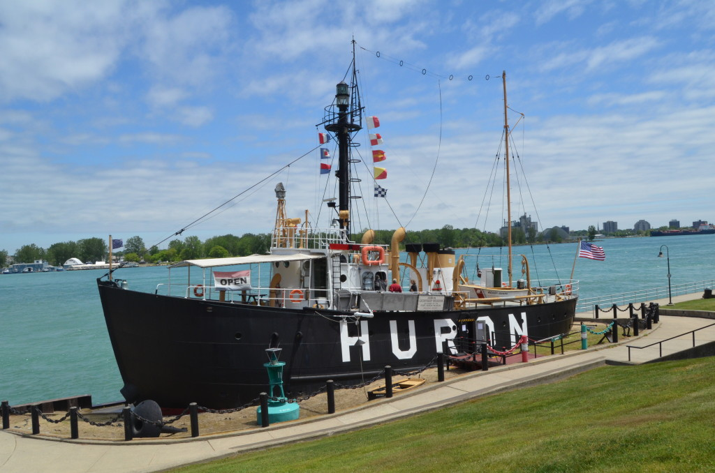 Lightship Huron Photo Gallery Feature Photo