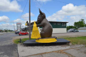Wilsons Cheese Shop Pinconning Michigan Roadside Attraction