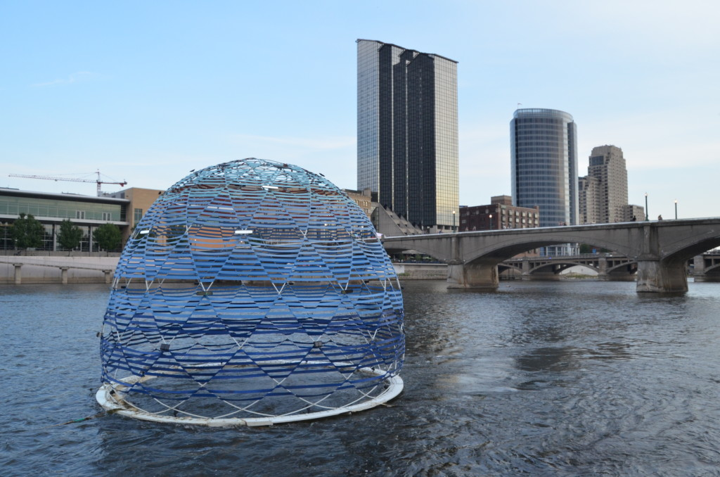 ArtPrize 10 Harvest Dome 3.0 by SLO Architecture