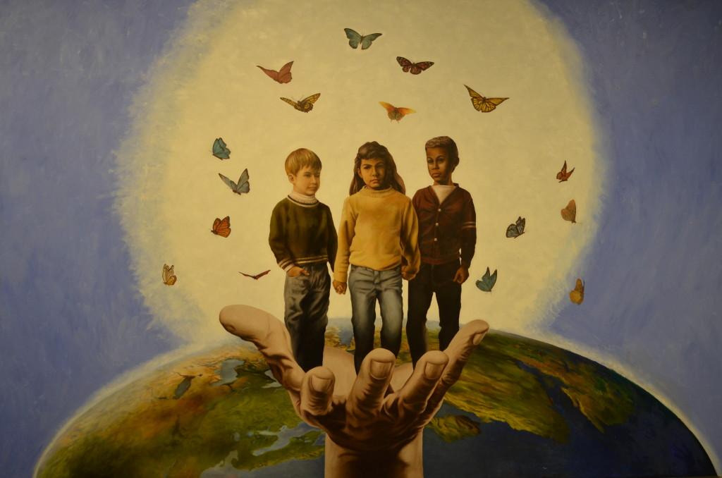 ArtPrize 10 Paul Collins School of Humankind