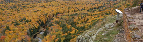 Best of the Western Upper Peninsula: 30 Great Michigan Fall Color Spots
