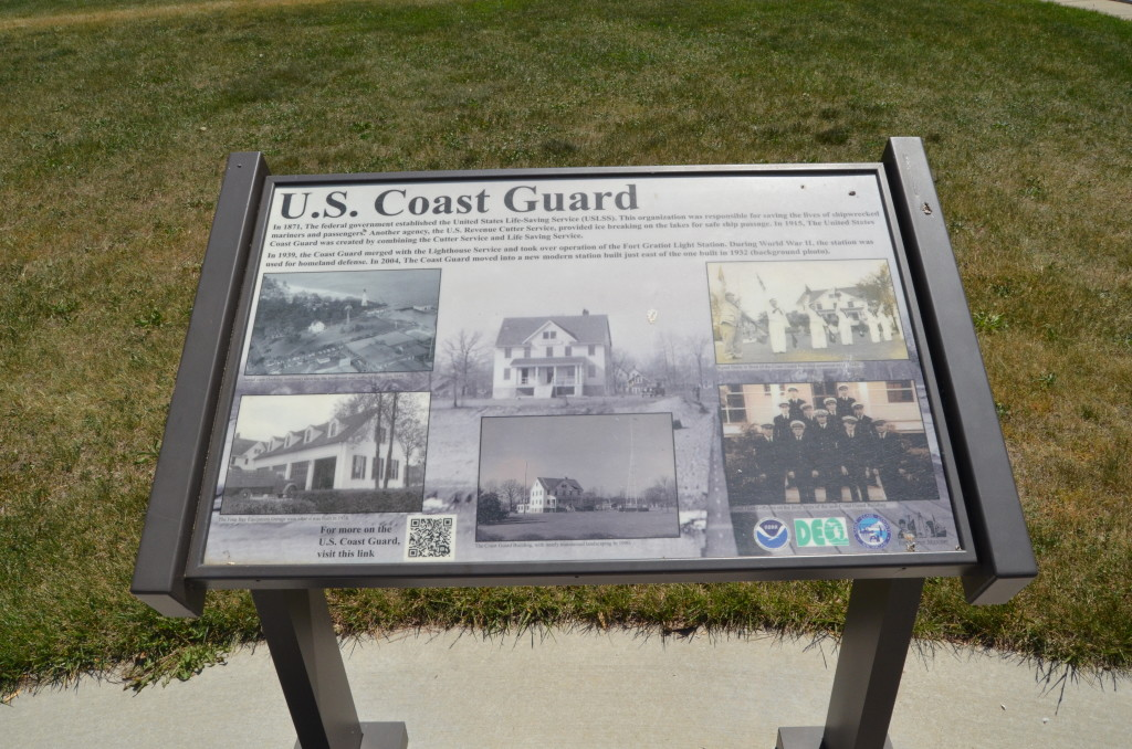 Fort Gratiot Lighthouse Coast Guard Information